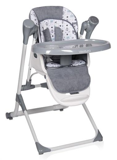 Lorelli Lorelli Vantuza Mama Sandalyesi Elektirikli Bebek Salıncağı Renkli